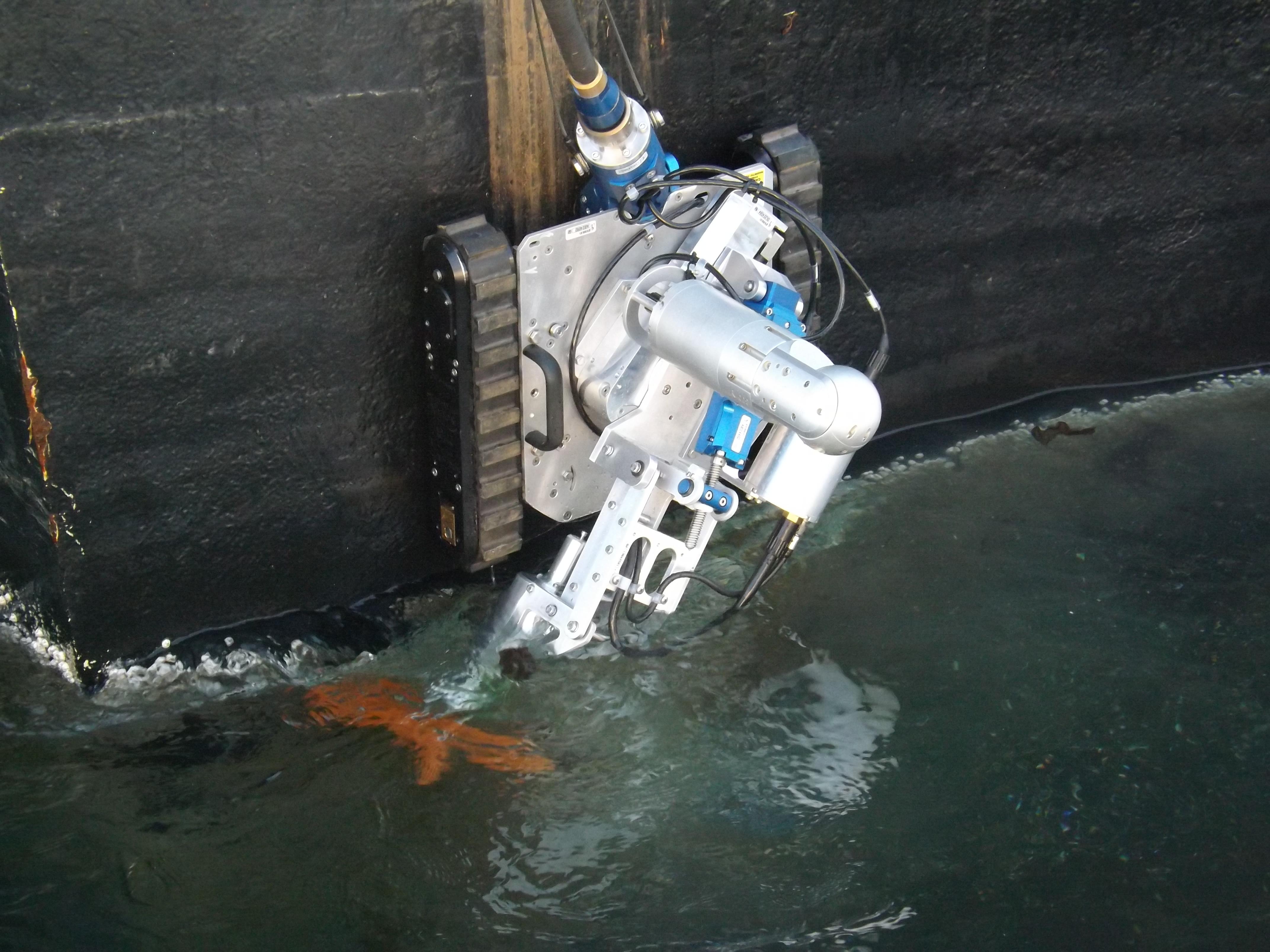 OnSpec Robotics for Marine Biofouling